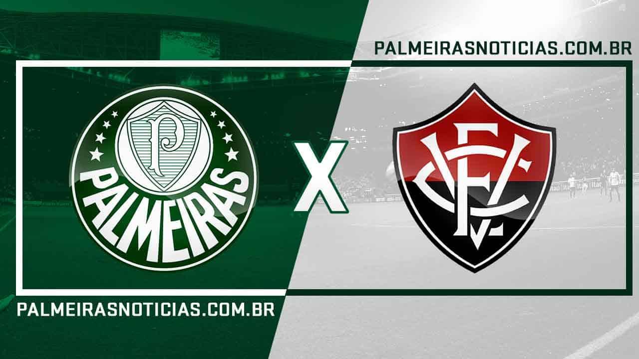 Saiba onde assistir Palmeiras x Vitória AO VIVO Brasileirão Sub-20 ... ae5165f1be0a8