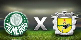 Palmeiras x Galvez
