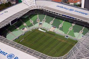 Palmeiras em 2019 e o magnífico allianz
