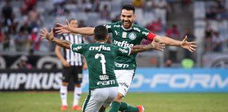 Bruno Henrique 2 gols.