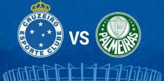 cruzeiro x Palmeiras