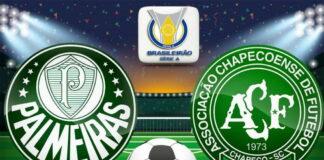 Palmeiras x Chapecoense